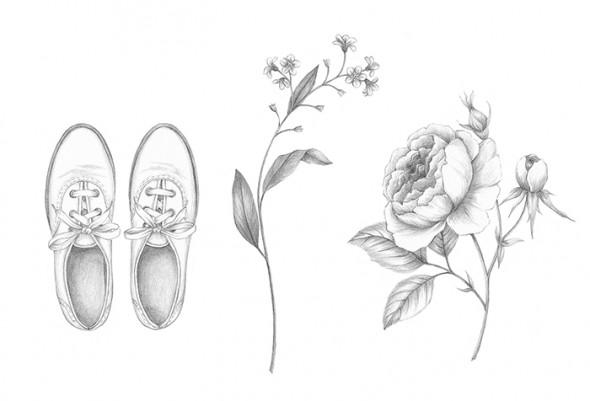 Ros och skor