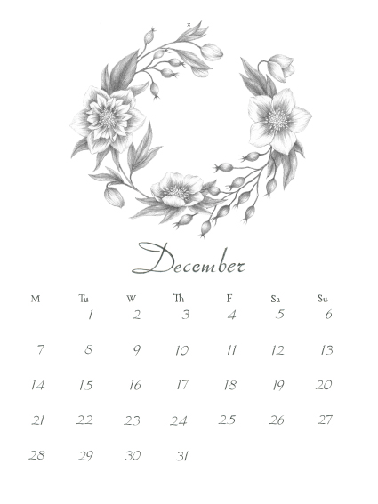 SMALL TREASURES CALENDAR 2015