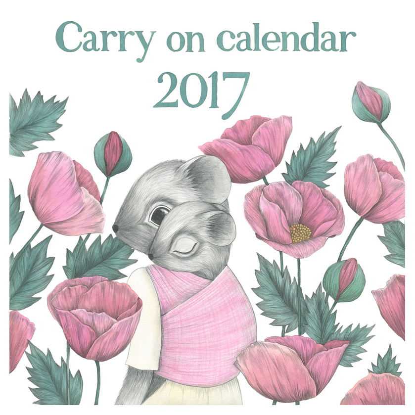 CARRY ON CALENDAR 2017